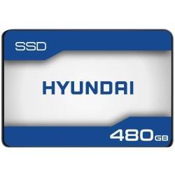 Hyundai Sapphire 480 GB Solid State Drive - SATA (SATA/600) - 2.5in. Drive - Internal