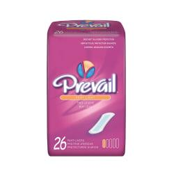 Prevail(R) Bladder Control Pads, 7.5in.L, Box Of 26