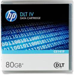 HP DLT IV Tape Cartridge, 40GB
