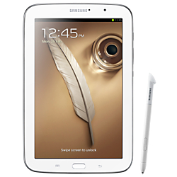 Samsung Galaxy Note(TM) 8.0 Tablet With 8in. Screen