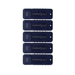Centon DataStick Pro USB 3.0 Flash Drives, 64GB, Sport Blue, Pack Of 5 Flash Drives, S1-U3W2-64G-5B
