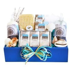 Givens and Company Seashell Ocean Escape Spa Gift Box