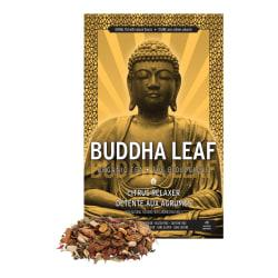 Tea Squared Buddha Citrus Relaxer Organic Loose Leaf Tea, 2.8 Oz, Pack Of 3 Bags