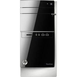 HP Pavilion 500-200 500-267c Desktop Computer - Refurbished - Intel Core i3 i3-4130 3.40 GHz - Mini-tower