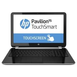 HP Pavilion TouchSmart 15-n000 15-n087nr 15.6in. Touchscreen LED (BrightView) Notebook - Refurbished - AMD A-Series A6-5200 2 GHz