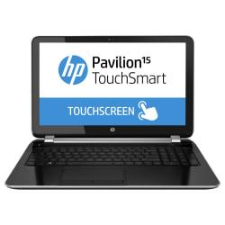 HP Pavilion TouchSmart 15-n000 15-n088nr 15.6in. Touchscreen LED (BrightView) Notebook - Refurbished - AMD A-Series A6-5200 2 GHz