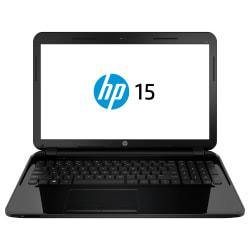 HP 15-d000 15-d071nr 15.6in. LED (BrightView) Notebook - AMD A-Series A4-5000 1.50 GHz - Sparkling Black