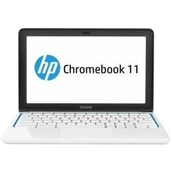HP Chromebook 11 11.6in. LED (In-plane Switching (IPS) Technology) Notebook - Samsung Exynos 5250 1.70 GHz