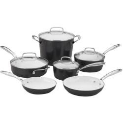 Cuisinart Elements 59I-10BK Cookware