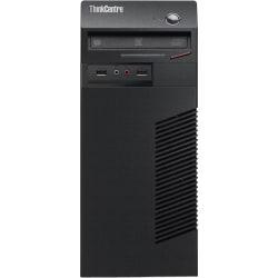 Lenovo ThinkCentre M73 10B3000WUS Desktop Computer - Intel Pentium G3220 3 GHz - Mini-tower - Business Black
