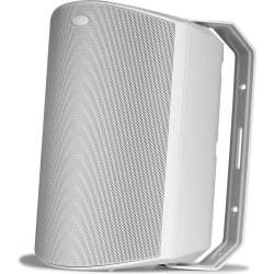 Polk Audio Atrium4 All-Weather Outdoor Speakers, White, Pair, ATRIUM4WH