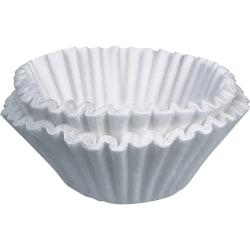 BUNN Home Brewer Coffee Filters - Chlorine-free - 3000 / Carton - White