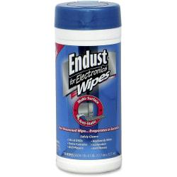 Endust Multi-Surface Pop-Up Wipes 70ct. - For Desktop Computer, PDA, Keyboard, Telephone, Mobile Phone, Audio Equipment, Optical Media, Copier, Fax Machine - St