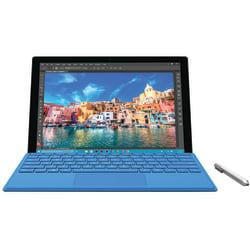 Microsoft(R) Surface Pro 4 Tablet, 12.3in. Full HD Screen, Intel(R) Core(TM) i5, 4GB Memory, 128GB Hard Drive, Windows(R) 10, Silver