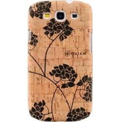 Gaiam Samsung Galaxy S3 Cork Case - Hydrangea