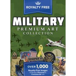 Royalty Free Premium Military Images for PC, Download Version