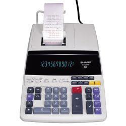 Sharp(R) EL-1197P Desktop Printing Calculator