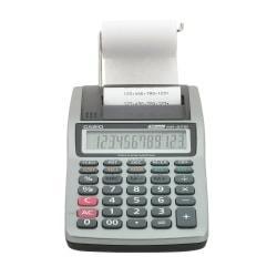 Casio(R) HR-8TM-PLUS Printing Calculator