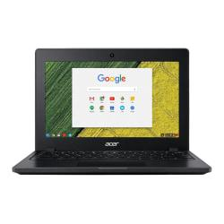 Acer(R) Chromebook 11 Refurbished Laptop, 11.6in. Screen, Intel(R) Celeron(R), 4GB Memory, 32GB Flash Storage, Google(TM) Chrome OS
