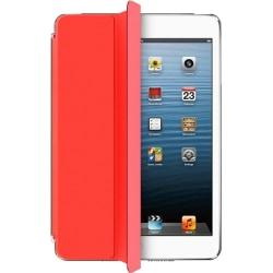 Aluratek Slim Color Cover Case (Cover) for 7.9in. iPad mini, Tablet - Apple Red