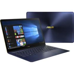 Asus ZenBook 3 Deluxe UX490UA-XH74-BL 14in. LCD Notebook - Intel Core i7 (8th Gen) i7-8550U Quad-core (4 Core) 1.80 GHz - 16 GB LPDDR3 - 512 GB SSD - Windows 10