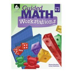 Shell Education Guided Math Workbook, Grades K-2