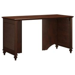kathy ireland(R) Office by Bush Furniture Volcano Dusk 51in.W Desk, Coastal Cherry, Standard Delivery