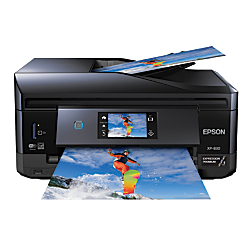 Epson(R) Expression(R) Premium XP-830 Small-In-One(TM) Printer, Copier, Scanner, Fax, Photo