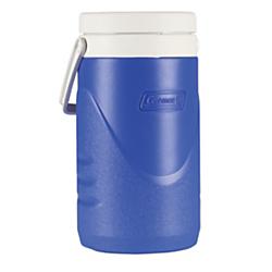 Coleman Water Jug, 1/2 Gallon, Blue