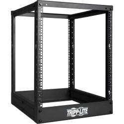 Tripp Lite SR4POST13 4-Post Open Frame Rack Cabinet 13U 19in.