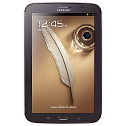 Samsung Galaxy Note(TM) 8.0 Tablet With 8in. Screen, Brown