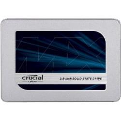 Crucial MX500 500 GB Solid State Drive - SATA (SATA/600) - 2.5in. Drive - Internal