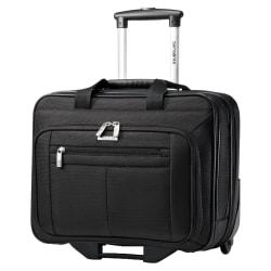 Samsonite Classic 43876-1041 Carrying Case (Roller) for 15.6in. Notebook - Black