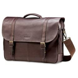 Samsonite 45798-1139 Carrying Case (Briefcase) for 15.6in. Notebook - Brown