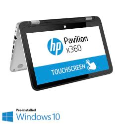 HP Pavilion x360 13-a000 13-a012cl Tablet PC - Refurbished - 13.3in. - Wireless LAN - AMD A-Series A8-6410 Quad-core (4 Core) 2.40 GHz - Silver