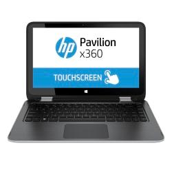 HP Pavilion x360 13-a100 13-a155cl Tablet PC - Refurbished - 13.3in. - Wireless LAN - Intel Core i5 i5-4210U Dual-core (2 Core) 1.70 GHz - Ash Silver, Natural S