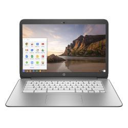 HP Chromebook 14-x000 14-x013dx 14in. LED Chromebook - Refurbished - NVIDIA Tegra K1 Quad-core (4 Core) 2.30 GHz