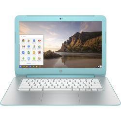 HP Chromebook 14-x000 14-x030nr 14in. LED Chromebook - Refurbished - NVIDIA Tegra K1 Quad-core (4 Core) 2.30 GHz - Snow White, Ocean Turquoise