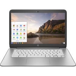HP Chromebook 14-x000 14-x050nr 14in. Touchscreen LED Chromebook - NVIDIA Tegra K1 Quad-core (4 Core) 2.30 GHz - Snow White, Smoke Silver