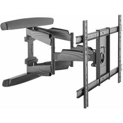 StarTech.com Flat Screen TV Wall Mount - Full Motion - Heavy Duty Steel - Supports 32 to 70in LED, LCD Flat Panel TVs up to 99 lb (45kg)