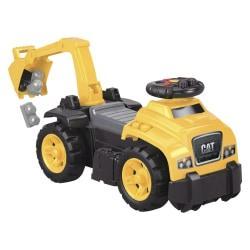 Mega Bloks Ride On CAT Excavator Truck Set - 3 Year