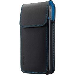 Belkin Verve Carrying Case (Sleeve) for iPhone - Black, Aqua