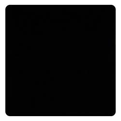 Allsop Naturesmart Large Mouse Pad, 13.3in. x 13.3in., Black