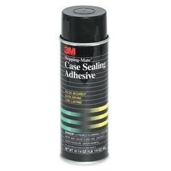 3M(TM) Shipping-Mate(TM) Case Sealing Adhesive, 24 Oz., Case Of 12