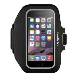 Sport-Fit Plus Armband for iPhone 6, Blacktop\/Overcast