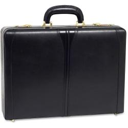 McKleinUSA Turner 80485 Carrying Case (Attache) for File Folder, Business Card, Cellular Phone, Pen, Calculator - Black