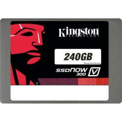 KINGSTON - IMSOURCING SSDNow V300 240 GB Solid State Drive - SATA (SATA/600) - 2.5in. Drive - Internal