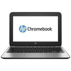 HP Chromebook 11 G3 11.6in. LED Chromebook - Intel Celeron N2840 Dual-core (2 Core) 2.16 GHz - Black