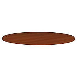 HON(R) Conference Table Top, Round, Cognac
