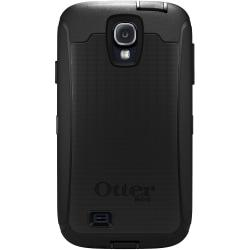 OtterBox Defender Series Phone Case/Holster For Samsung Galaxy S4, Black